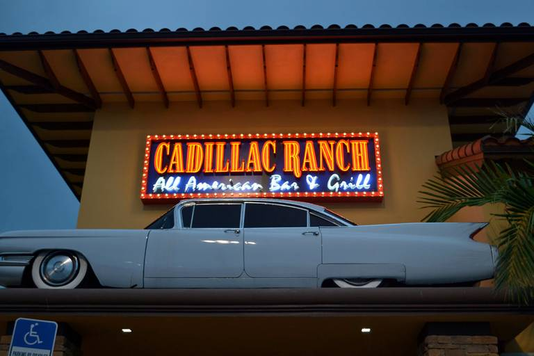 A photo of a Yaymaker Venue called Cadillac Ranch- Kendall Town & Country located in Miami, FL