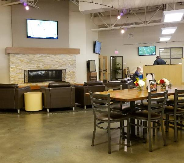 A photo of a Yaymaker Venue called Hy-Vee Market Grille located in Overland Park, KS