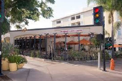A photo of a Yaymaker Venue called Market City Caffe located in Burbank, CA