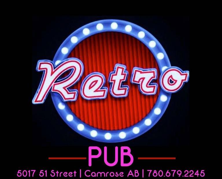 A photo of a Yaymaker Venue called Retro Pub, Camrose AB located in Camrose, AB