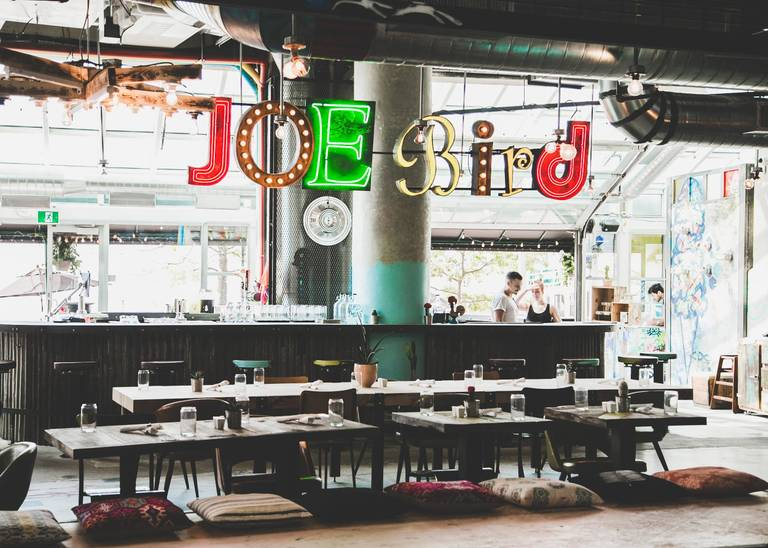 A photo of a Yaymaker Venue called Joe Bird - Queens Quay located in Toronto, ON