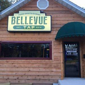 A photo of a Yaymaker Venue called Bellevue Tap located in Bellevue, IL