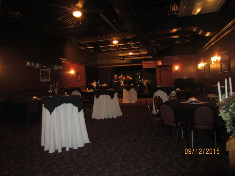 A photo of a Yaymaker Venue called David's Restaurant located in Erin, ON