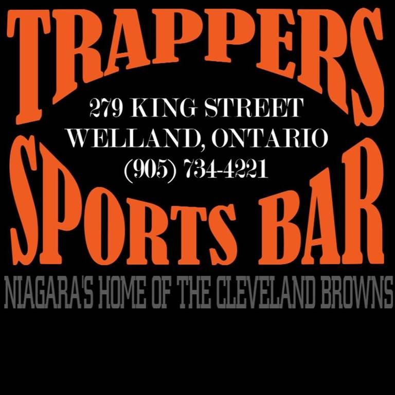 A photo of a Yaymaker Venue called Trappers Sports Bar located in Welland, ON