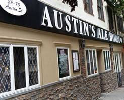 A photo of a Yaymaker Venue called Austin's Ale House located in Kew Gardens, NY