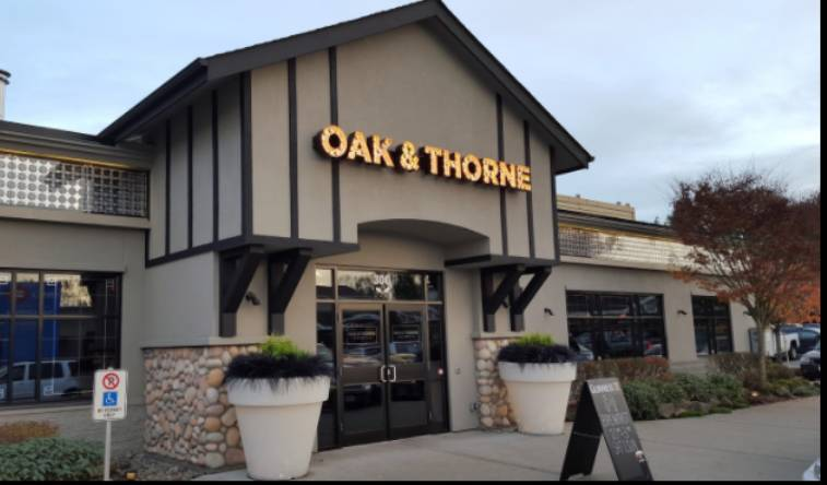 A photo of a Yaymaker Venue called Oak & Thorne Neighbourhood Public House located in Langley, BC