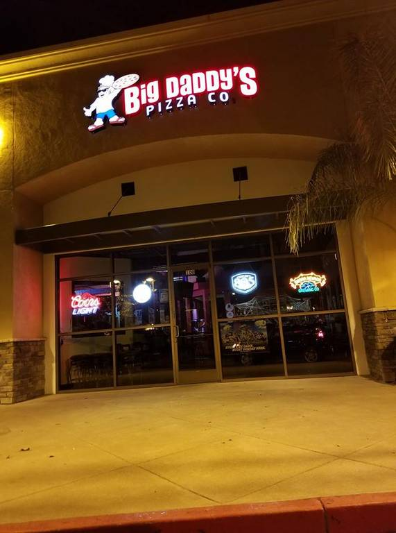 A photo of a Yaymaker Venue called BIG DADDY'S PIZZA CO. located in Rocklin, CA