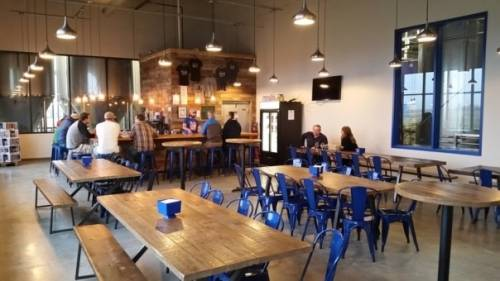 A photo of a Yaymaker Venue called Octopi Brewing located in Waunakee, WI