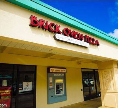 A photo of a Yaymaker Venue called Brick Oven Pizza Kaneohe located in Kaneohe, HI