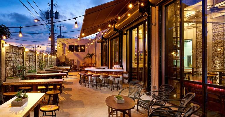 A photo of a Yaymaker Venue called Concrete Beach Brewery located in Miami, FL