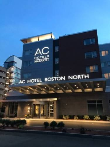A photo of a Yaymaker Venue called AC Hotel Boston North located in Medford, MA
