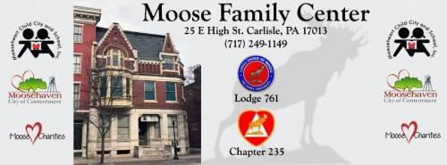 A photo of a Yaymaker Venue called Carlisle Moose Family Center located in Carlisle, PA