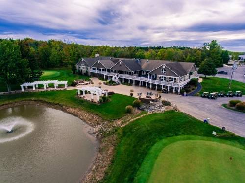 A photo of a Yaymaker Venue called Traditions at the Links located in East Syracuse, NY