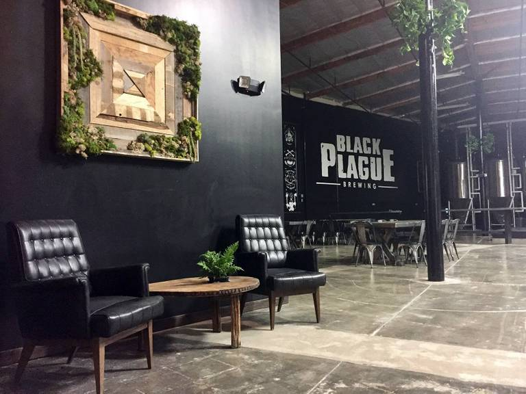 A photo of a Yaymaker Venue called Black Plague Brewery located in Oceanside, CA