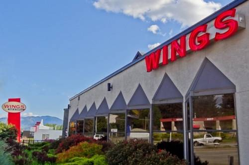 A photo of a Yaymaker Venue called Wings Abbotsford located in Abbotsford, BC