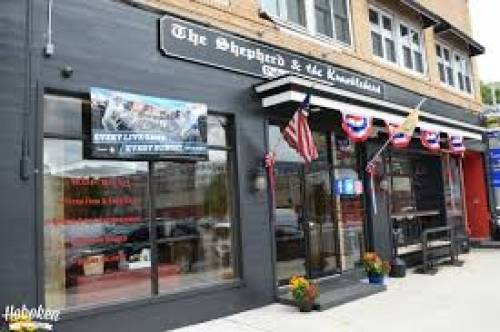 A photo of a Yaymaker Venue called The Shepherd & The Knucklehead- Hoboken located in Hoboken, NJ