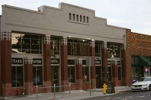 A photo of a Yaymaker Venue called 256 North Restaurant * located in Petaluma, CA