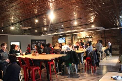 A photo of a Yaymaker Venue called FUNDRAISER EVENT:  Black Rabbit Social Club (formerly Serve Ping Pong) located in Hamilton, ON