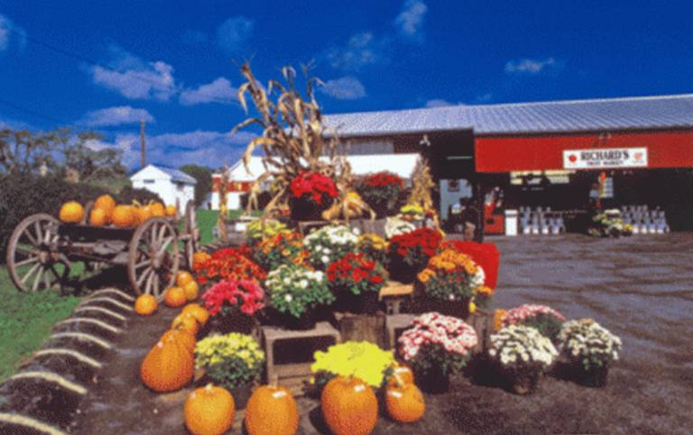 A photo of a Yaymaker Venue called Richard's Fruit Market located in Middletown, VA