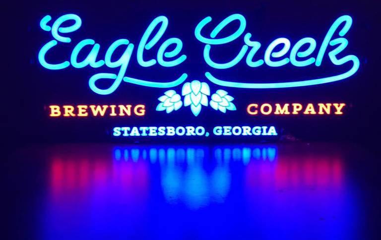 A photo of a Yaymaker Venue called Eagle Creek Brewing Company located in Statesboro, GA