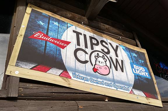 A photo of a Yaymaker Venue called Tipsy Cow Saloon located in Spanish Fork, UT