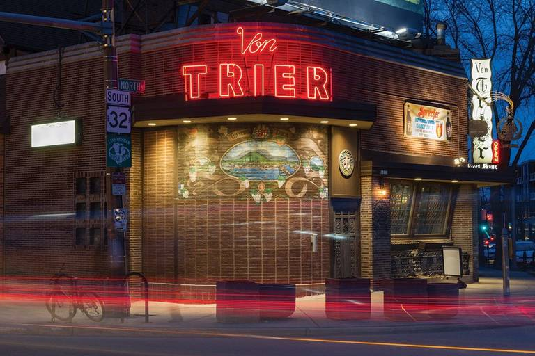 A photo of a Yaymaker Venue called Von Trier located in Milwaukee, WI