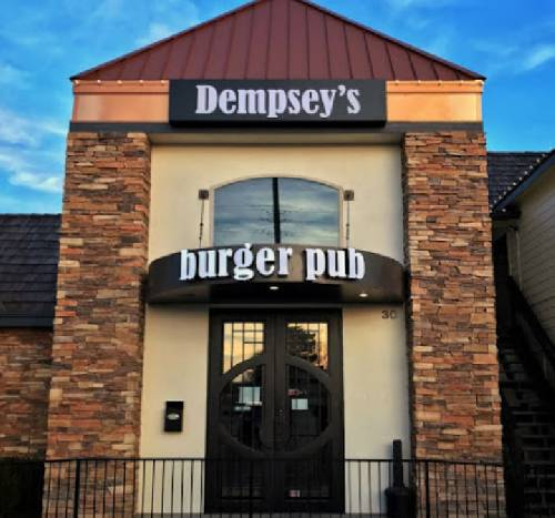 A photo of a Yaymaker Venue called Dempsey's Burger Pub - East located in Wichita, KS