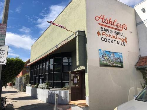 A photo of a Yaymaker Venue called Ashley's Bar & Grill located in Long Beach, CA
