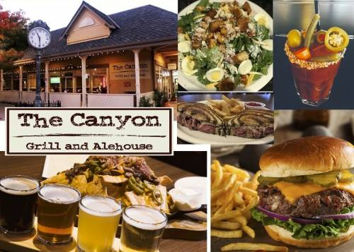 A photo of a Yaymaker Venue called The Canyon Grill & Alehouse located in Folsom, CA