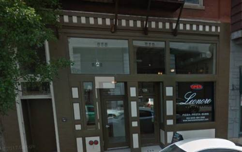 A photo of a Yaymaker Venue called Leonore Restaurant located in Roanoke, VA