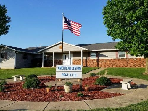 A photo of a Yaymaker Venue called Spring Bay American Legion located in Spring Bay, IL