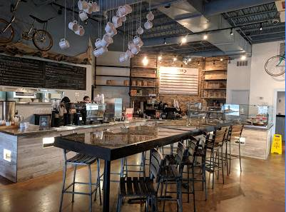 A photo of a Yaymaker Venue called Detour Coffee Co. located in Arlington, VA