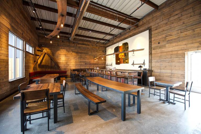 A photo of a Yaymaker Venue called State Line Distillery located in Madison, WI