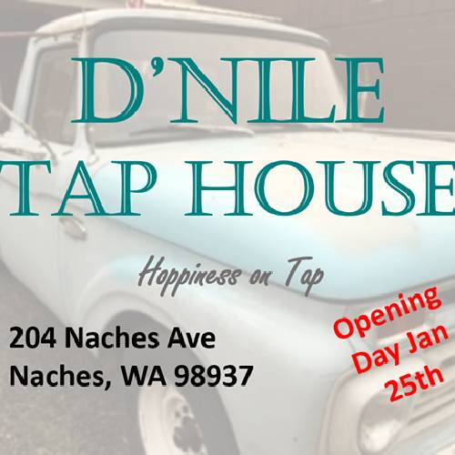 A photo of a Yaymaker Venue called D'Nile Tap House located in Naches, WA