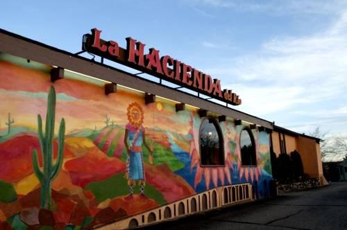 A photo of a Yaymaker Venue called La Hacienda Del Rio located in Nashua, NH