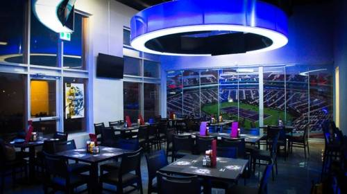 A photo of a Yaymaker Venue called Onyxx Sports Bar - Brampton located in Brampton, ON