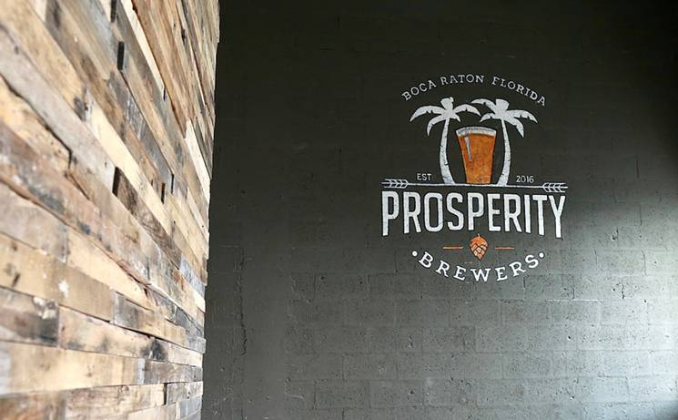 A photo of a Yaymaker Venue called Prosperity Brewers located in Boca Raton, FL