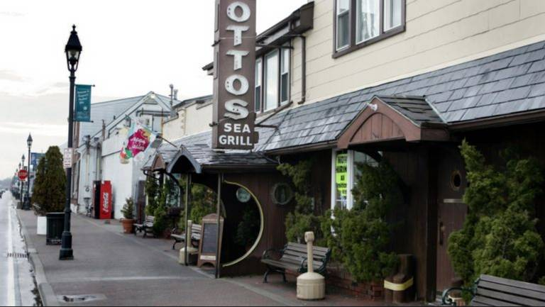 A photo of a Yaymaker Venue called Otto's Sea Grill (Freeport) #teamtavarone located in Freeport, NY