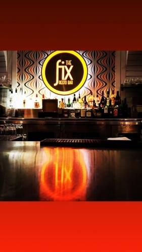 A photo of a Yaymaker Venue called The Fix Resto Bar & Patio located in Toronto, ON
