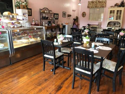 A photo of a Yaymaker Venue called The Historical Homemaker Bakery and Cafe located in Strasburg, VA