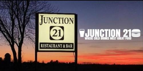 A photo of a Yaymaker Venue called Junction 21 Restaurant & Bar located in Peosta, IA