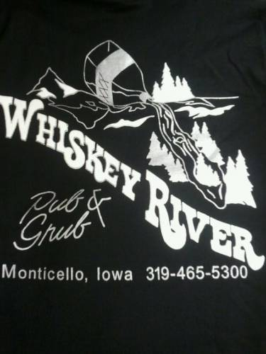 A photo of a Yaymaker Venue called Whiskey River located in Monticello, IA