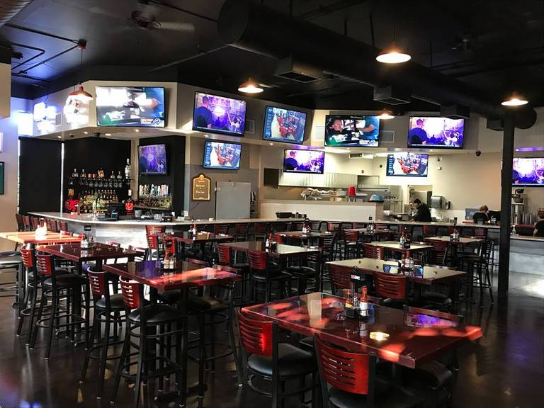 A photo of a Yaymaker Venue called Downtown Redzone Sports Bar & Grill located in Bakersfield, CA