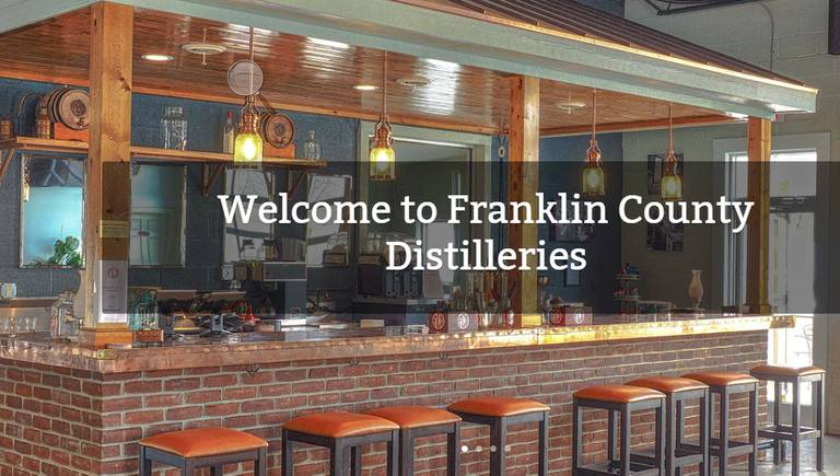 A photo of a Yaymaker Venue called Franklin County Distilleries located in Boones Mill, VA