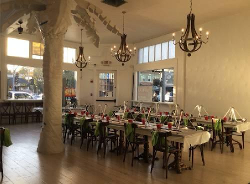 A photo of a Yaymaker Venue called La Crema located in Albany, CA