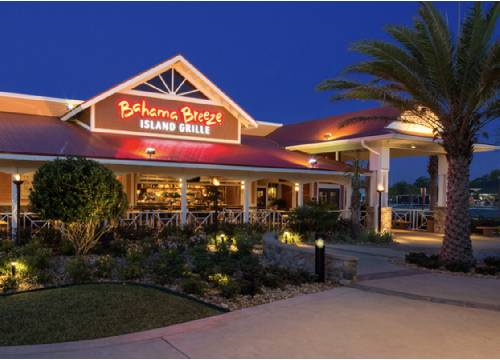 A photo of a Yaymaker Venue called Bahama Breeze (Wayne) located in Wayne, NJ