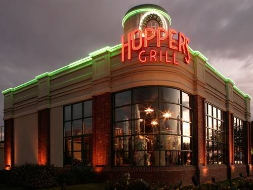 A photo of a Yaymaker Venue called Hoppers Grill and Brewing Company located in Midvale , UT