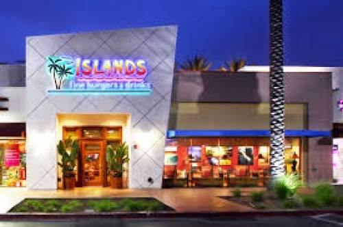 A photo of a Yaymaker Venue called Islands Restaurant - Westfield Topanga located in Canoga Park, CA