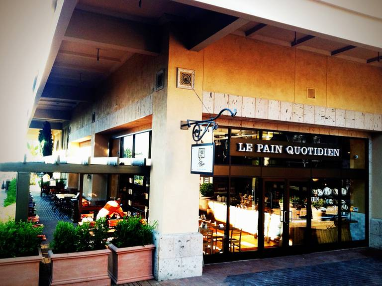 A photo of a Yaymaker Venue called Le Pain Quotidien @Fashion Island located in newport beach, CA