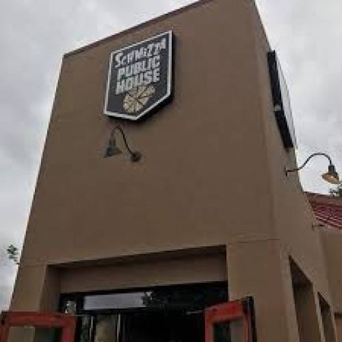 A photo of a Yaymaker Venue called Schmizza Public House located in Gresham, OR